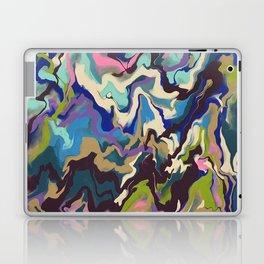 Techno Wave Laptop & iPad Skin