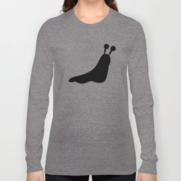 Slug Silhouette Long Sleeve T-shirt