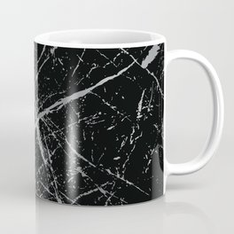 Silver Splatter 090 Coffee Mug