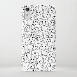 Oh Dachshund iPhone Case