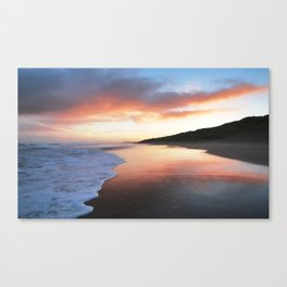 A Beautiful Sunrise Canvas Print