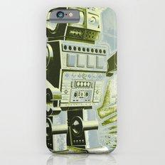 Robot Wars Pop Art iPhone 6s Slim Case