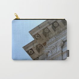 Rooftop Corner Carry-All Pouch