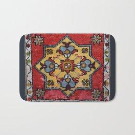 Antique Carpet Sadle Bag Bath Mat