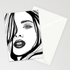 That Girl Stationery Cards