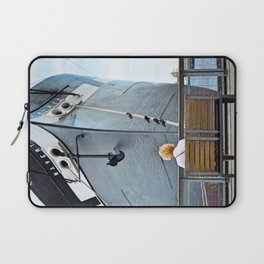 Waiting for Adventure Laptop Sleeve