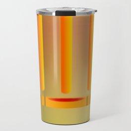 Glowing Amplifier Valve Travel Mug