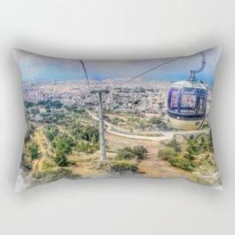 Trapani art 7 Rectangular Pillow