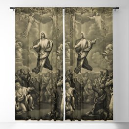 Ascension of Christ (1884) Blackout Curtain