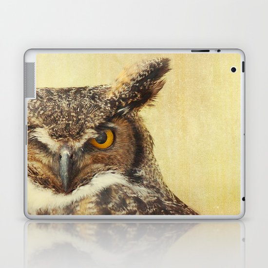 Hoo Hoo Laptop & iPad Skin