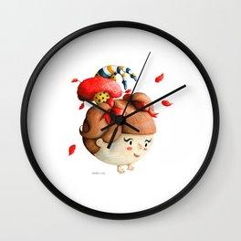 Little Acrobat Wall Clock
