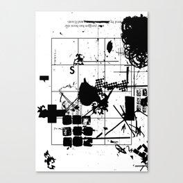 closure sx Canvas Print