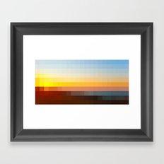 Pixture #2 Framed Art Print
