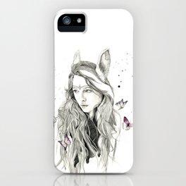 Rabbit iPhone Case