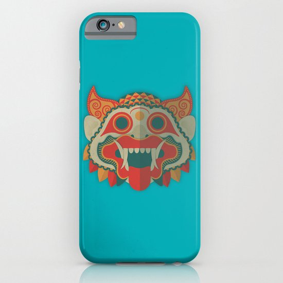 Paper Mask iPhone & iPod Case