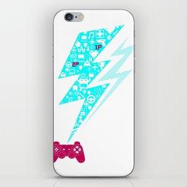 Game On!! iPhone Skin