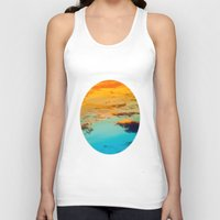 swim Tank Tops featuring Swim by Rick Staggs