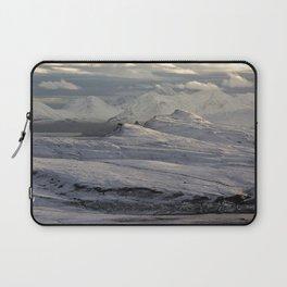 Trotternish Peninsula and Cuillin Mountains Isle of Skye Laptop Sleeve