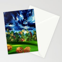 Rolling Along Stationery Cards