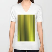 lemon V-neck T-shirts featuring Lemon  by Berlin Kunst