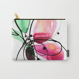 Ecstasy Bloom No. 2 by Kathy Morton Stanion Carry-All Pouch