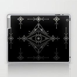 Wild Eye - Darkness Laptop & iPad Skin