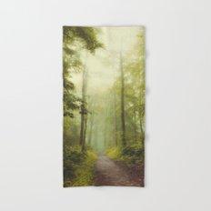 Long Forest Walk Hand & Bath Towel