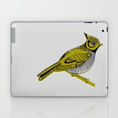Crested Tit Laptop & iPad Skin