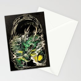 Eastern Dragon 2 - Undead Stationery Cards