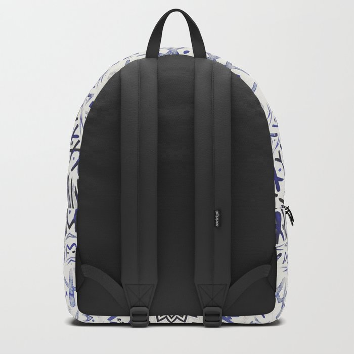 FESTIVAL SUMMER - FADED BLUE Backpack