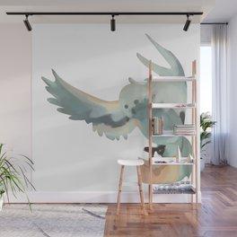 Magical Owl Wall Mural