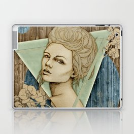 """Fleur Spring"" by carographic - Carolyn Mielke Laptop & iPad Skin"