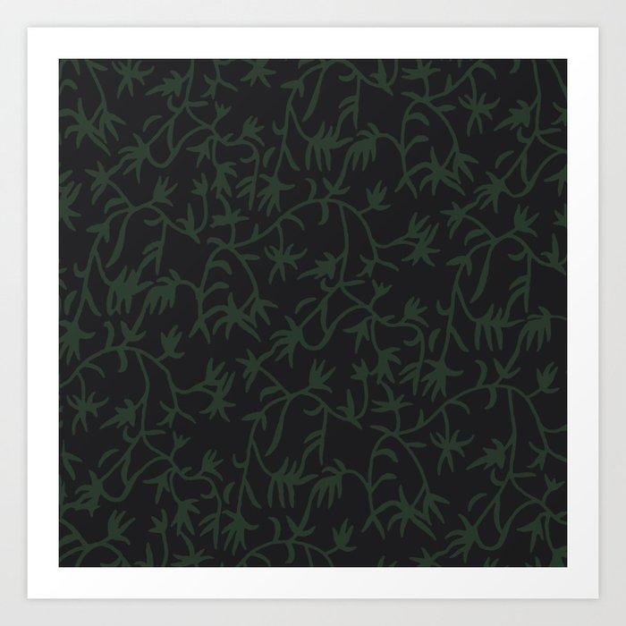 Foliage (Patterns Please) Art Print