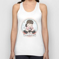 Cooking is the new Yoga Unisex Tank Top