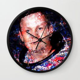NEIL ARMSTRONG Wall Clock
