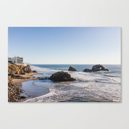 Sutro Baths, San Francisco  Canvas Print
