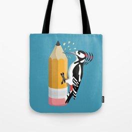 Nice and sharp Tote Bag
