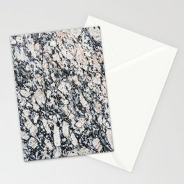 Granite Texture Stationery Cards