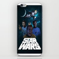 guardians of the galaxy iPhone & iPod Skins featuring Guardians of the galaxy by MartiniWithATwist