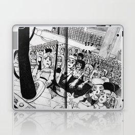 Zombie Gig Laptop & iPad Skin