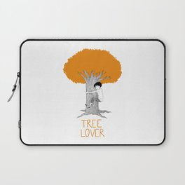 TREE LOVER - fall version Laptop Sleeve