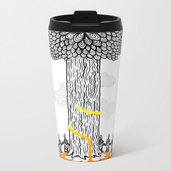 Tree Friends, pt.1 Metal Travel Mug
