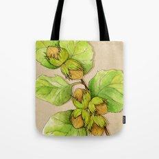 Corylus Avellana Tote Bag