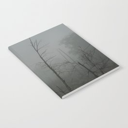 Foggy Swamp Notebook