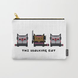The Walking Cat - Meowchonne Carry-All Pouch