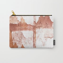 Sienna nebulous wash drawing Carry-All Pouch