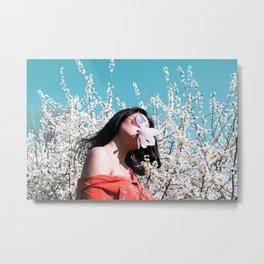 Goddess Metal Print