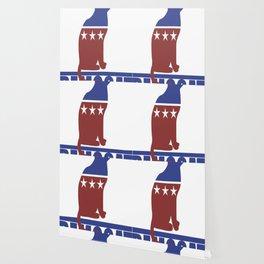 Democat democrat cat Wallpaper