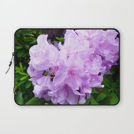 Purple Bloom Laptop Sleeve