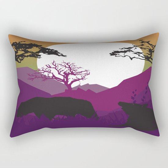 My Nature Collection No. 51 Rectangular Pillow